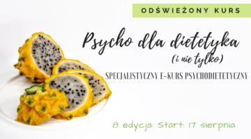 psychologia dla dietetyka